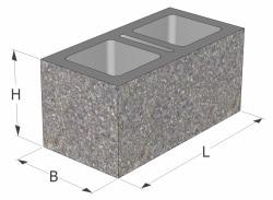 Plotová tvarovka - s možností půlení